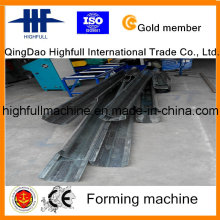Colored Steel Construction Hot Sale Gutter Roll Forming Machine