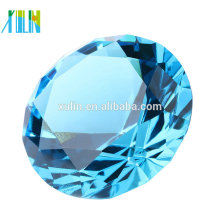 HOT 60MM K9 Clear Crystal Glass Diamond For Wedding Souvenirs & Decor Home