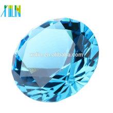 HOT 60 MM K9 Crystal Clear Diamond Diamante Para Lembranças De Casamento & Decoração Casa