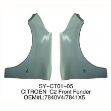 Front Fenders for Citroen C2