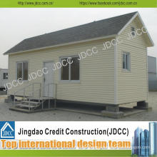 Small Size Prefabricated House with Bedroom, Bathroom and Kitchen