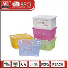 new plastic storage container 27L/40L