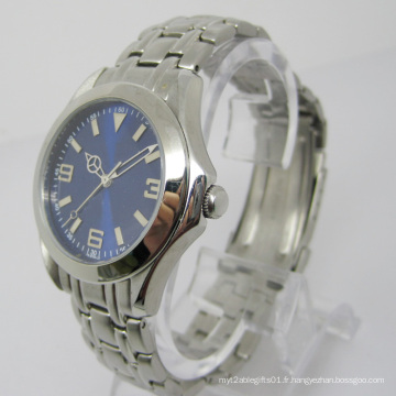 Nouvelle montre en alliage de style