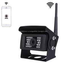 Наружная ИК-камера ночного видения Wifi Резервная камера для iPhone iPad Android Phone Tablet