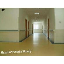 China fábrica venda PVC e vinil Hospital / Medical Floor