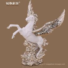 Cadeau d'affaires Fantastique, salle magique, décoration intérieure, voler, cheval, figurine