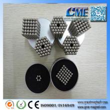 N35 Magnet Stärke Gute NdFeB Dichte Kugel Neodym Magnete