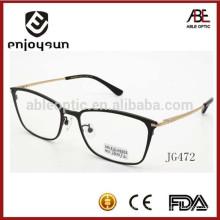 Meilleure promotion de la marque métal lunettes optiques hommes