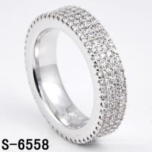 Bague en bijoux en argent sterling 925 en argent sterling pour femme (S-6558. JPG)