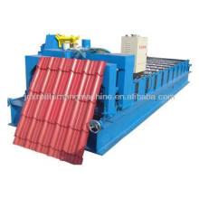 Glazed tile roll forming machine/steel glazed sheet rolling forming machine
