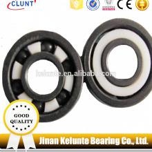 El rodamiento de cerámica de la fábrica de la fábrica de China incluye el cojinete cerámico híbrido