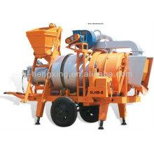 YQLB 20 pequena máquina de produção positiva móvel do asfalto