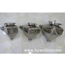 Mezclador de cono cuadrado de alta velocidad serie HF