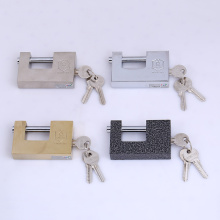 Factory Customized All Kinds of Rectangular Padlock with High Quality