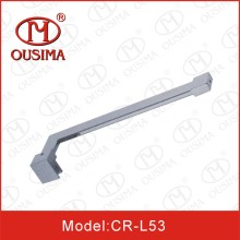 Wall Mounted Stainless Steel Glass Door Support Bar