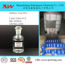 Sulfuric acid in 30L drum
