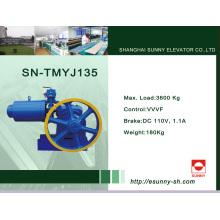 Lift Geared Traction Machine (SN-TMYJ135)
