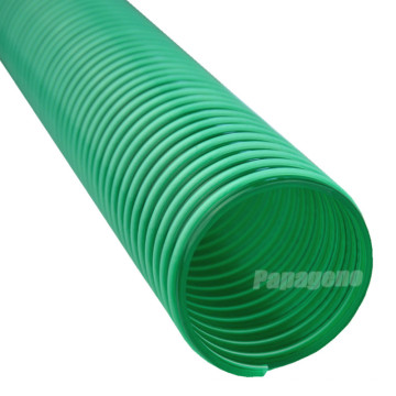 Гибкие ПВХ спираль спираль всасывания & разрядки шланг