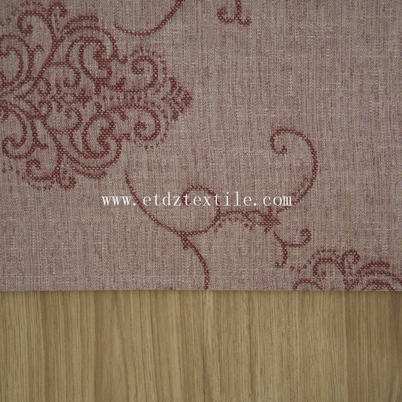 Polyester Linen Curtain 6019#