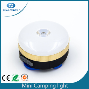 Hook Design Rechargeable Mini LED Camping Lights