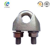 Accesorios para cable de cable Abrazadera de cable Din1142