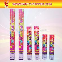 Australie Meilleure Vente Enfants Fête D'anniversaire Décor Usine Party Poppers Rose Confetti Party Poppers