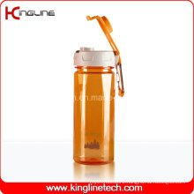 550ml BPA Free plastic sports drink bottle (KL-B1427)