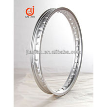 Borda da liga de alumínio da roda de moto