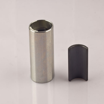 Cylindre AlNiCo5 Magnet Cylindre