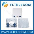 Fiber Optic Mounting Box SC and RJ45