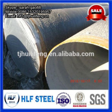 Cement Mortar Lining Anticorrosion Steel Pipe for Water transport