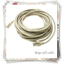 Cabo de rede de rede Ethernet RJ45 Cat5 de alta qualidade
