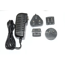 Interchangeable Plug 24v 1.5a Universal Power Supply