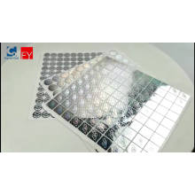Beat price adhesive watermark hologram sticker