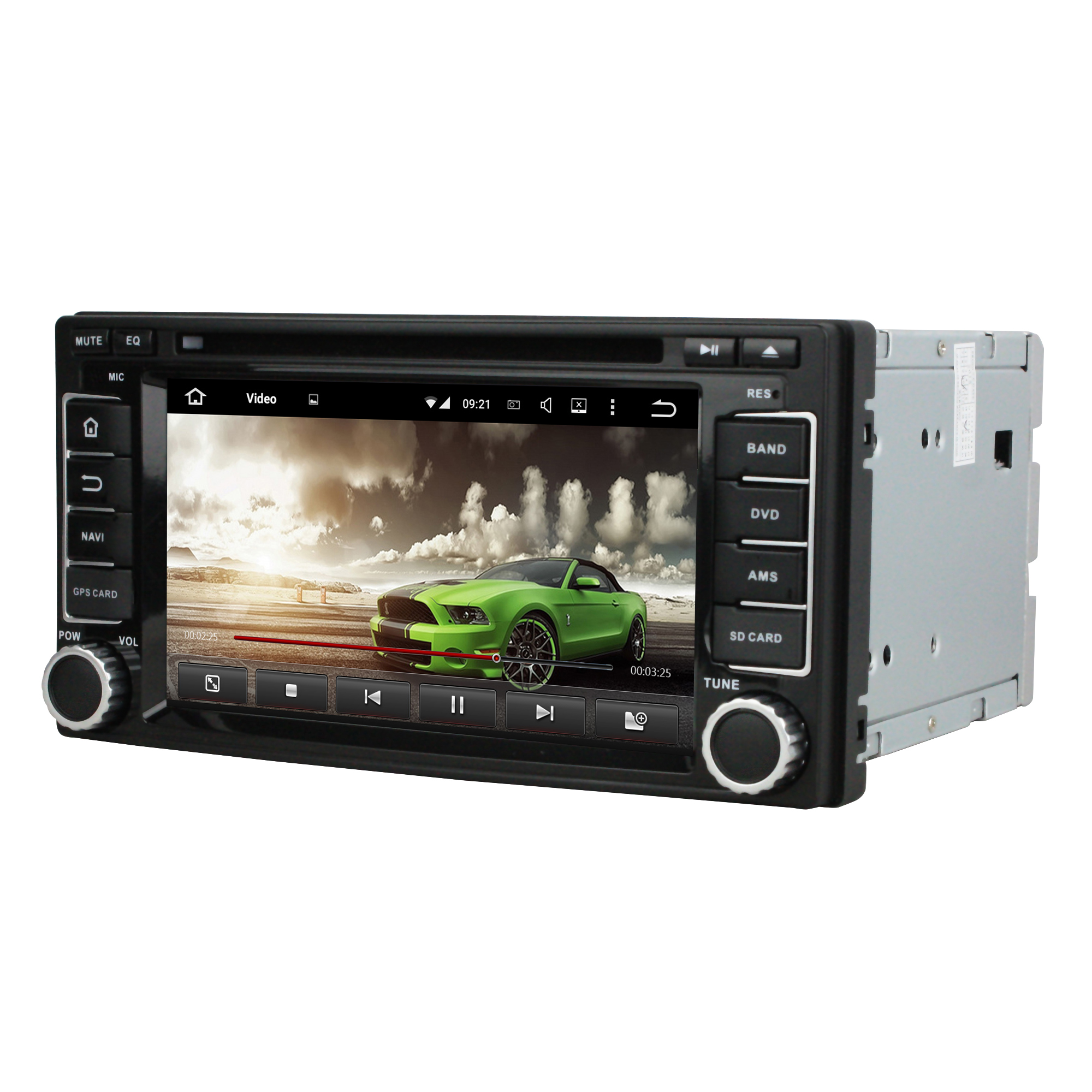 Forester/Impreza 2008-2011 auto dvd player