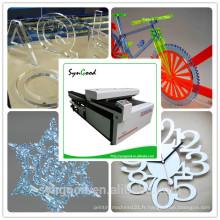 Machine à découper la gravure au laser acrylique Meilleur prix