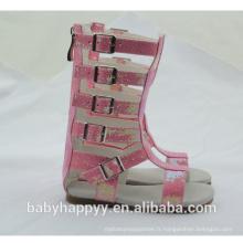 Chaussures de gladiateur à haute joie