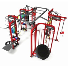 Synergy 360 Workout Training Group Kommerzielle Fitnessgeräte
