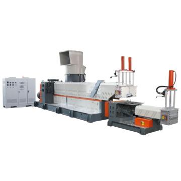 Machine de granulateur en plastique à double étage de ferraille dure ABS