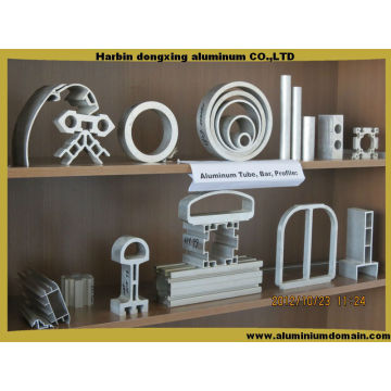 Peças usinadas em alumínio 6061