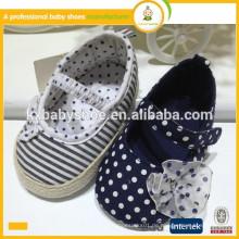 Neue Art reizende Art und Weisegroßverkaufblumenbaby preiswerte Mädchen kleiden Schuhe