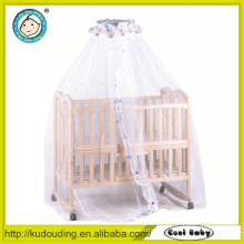 New design baby wooden carved bed designs