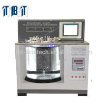 Viscosímetro dinámico de brea de asfalto T-BOTA TBT-0620B