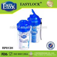 BPA freie Plastikwasserflasche mit Filter 450ml