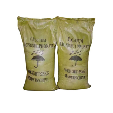 Concrete Admixture Grade Calcium Lignosulfonate