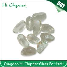 Forma clara del anacardo Piedra del g