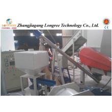 Trituradora de reciclaje de residuos de plástico, botella de PET, trituradora de película PP / PE