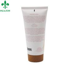 200ml pe bambou cosmétique emballage crème tube