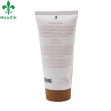 200ml pe bamboo cosmetic packaging cream tube