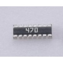 Resistor de Chip de matriz de filme grosso
